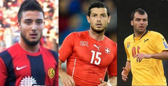 G Saray 3 Futbolcu Birden Aldi Birlesik Basin Blerim Dzemaili Goran Tarik Transfer Camdal Galatasaray Futbolcular Spor Baskanlar