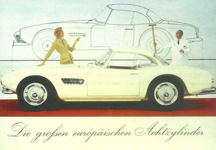 On collecting automotive-themed postcards