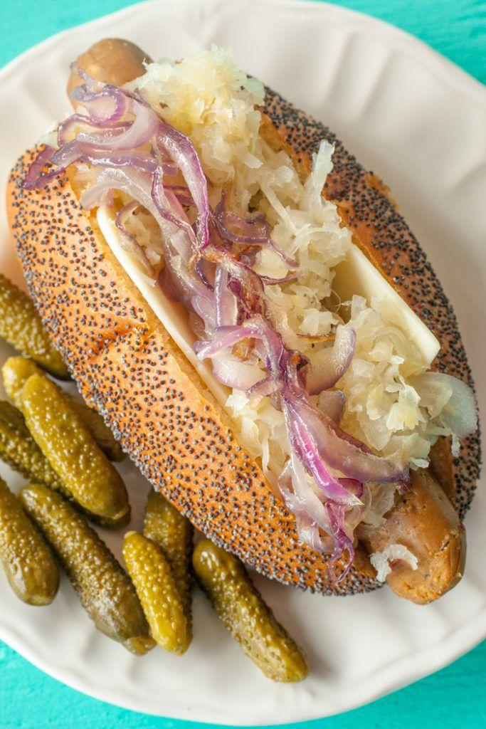 Beste Gourmet Hot Dog Toppings Liste 10 Leckere Rezepte