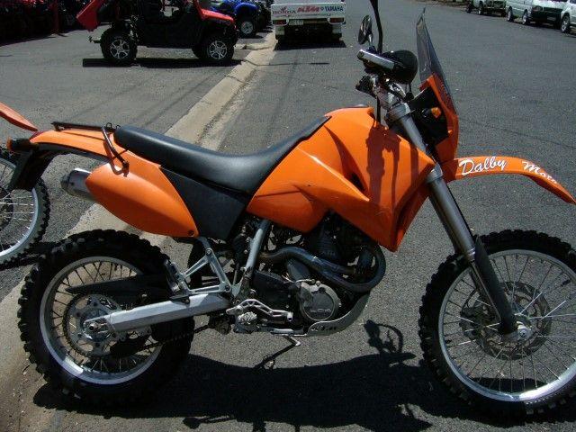2004 Model Ktm 640 Lc4e Only 4 490 Plus On Roads Used Bikes Ktm Bike