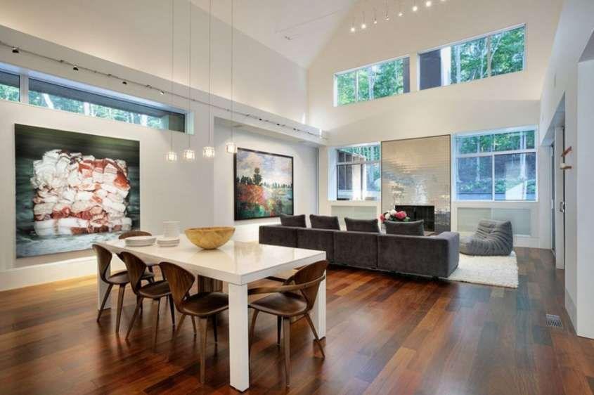 Mobili scuri colore pavimento abbinare arredo e pareti con pavimento marrone scuro tortora il - Abbinare pavimento e mobili ...