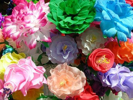 How to make mexican crepe paper handmade flowers google search how to make mexican crepe paper handmade flowers google search mightylinksfo