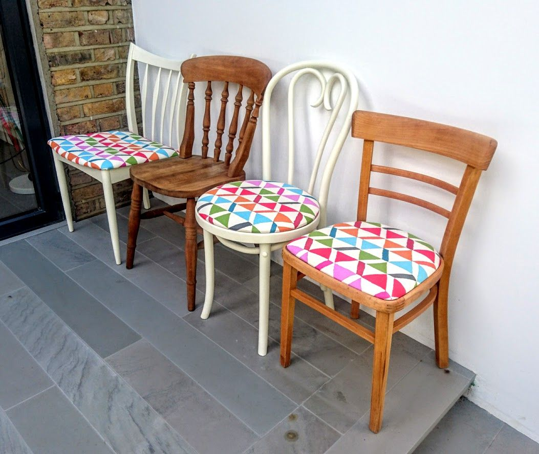 £390.00, This set of four dining chairs are a collection