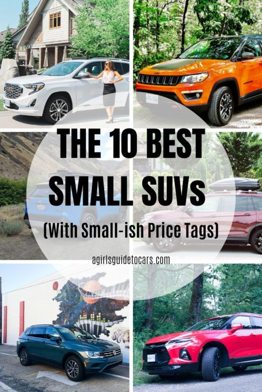 Best Small SUVs for Weekend Adventures- A Girls Guide to Cars