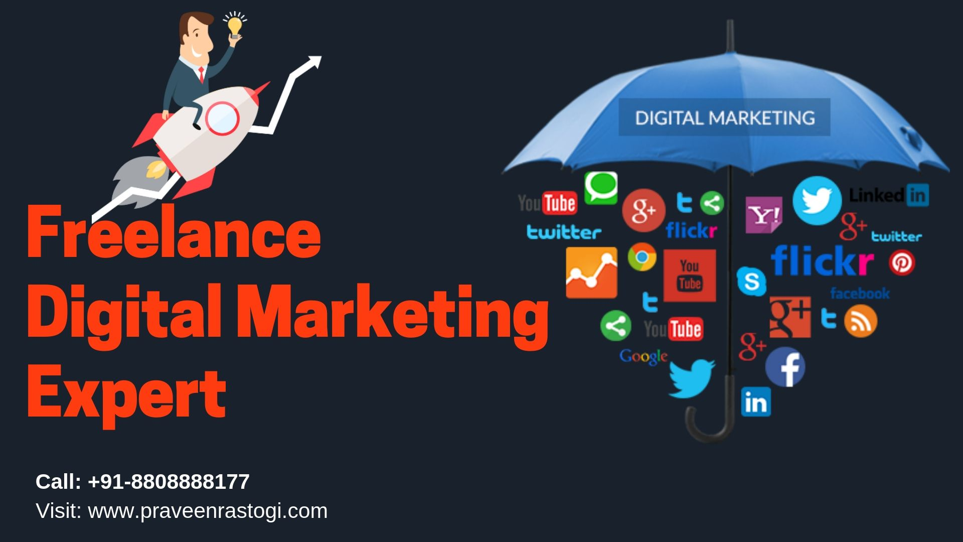 Freelance Digital Marketing Expert Digital Marketing Digital Marketing