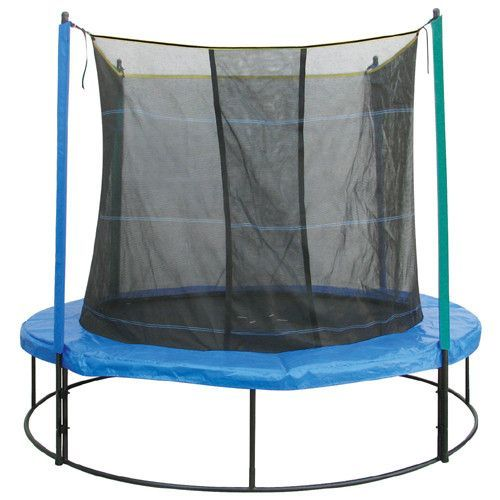 Trampoline Safety Pad Heavy Duty Waterproof 10ft 12ft 14ft: Best 25+ 8ft Trampoline With Enclosure Ideas On Pinterest