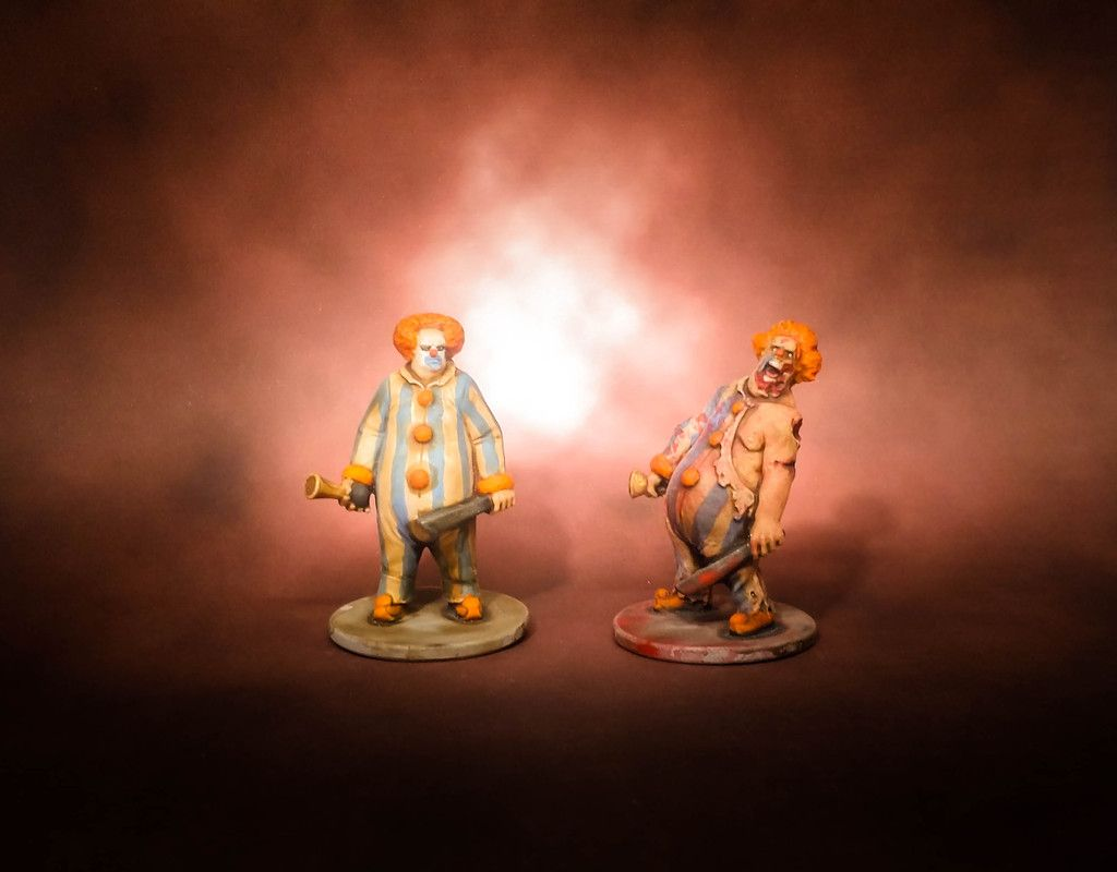 Zombicide Special Guest Box: Kevin Walker
