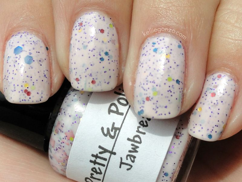 pretty & polished - jawbreaker | nails i like | Pinterest | Nail ...