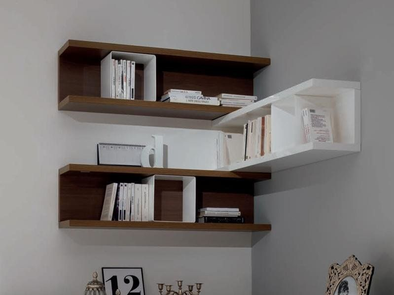 Modern decorative wall shelf wall decor Modern wall shelves