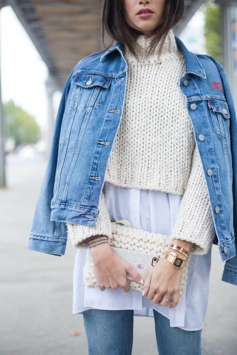 En Femme Veste Jean JeansFashion Inspiration All BCsQxtdhr
