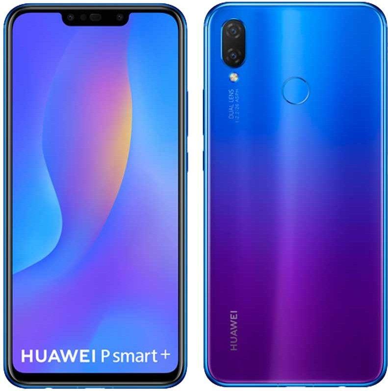 Buy Huawei P Smart Plus 4g 64gb 4gb Ram Dual Sim Purple At Bestbuycyprus Com For 222 58 With Free Delivery Dual Sim Huawei Cool Things To Buy