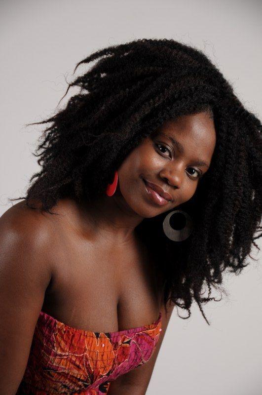 African Hair Model From Berlin Mein Style Hubsche Frau Und Frau
