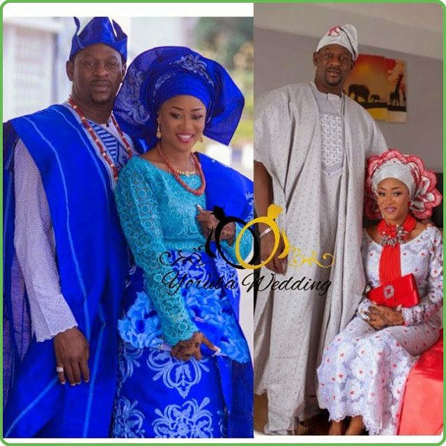 Yoruba Wedding Dresses