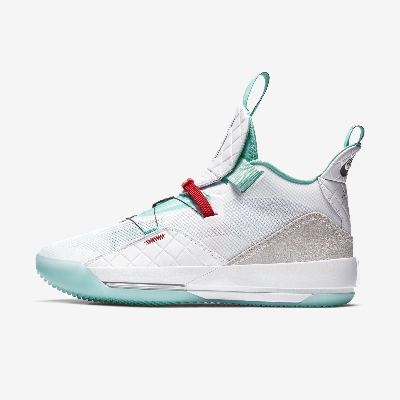 3176989b645 Nike Air Jordan XXXIII 33 PF [BV5072-101] Men Basketball Shoes Guo Ailun