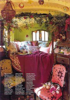 C'est si Bon! La Joie de Vivre: If I were a gypsy...