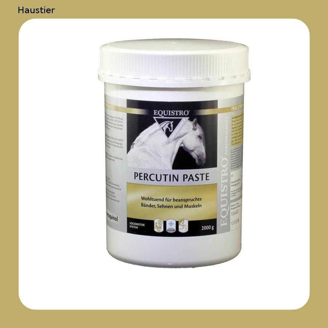 Equistro Percutin Paste 2 Kg Haustiere Muskeln Stier