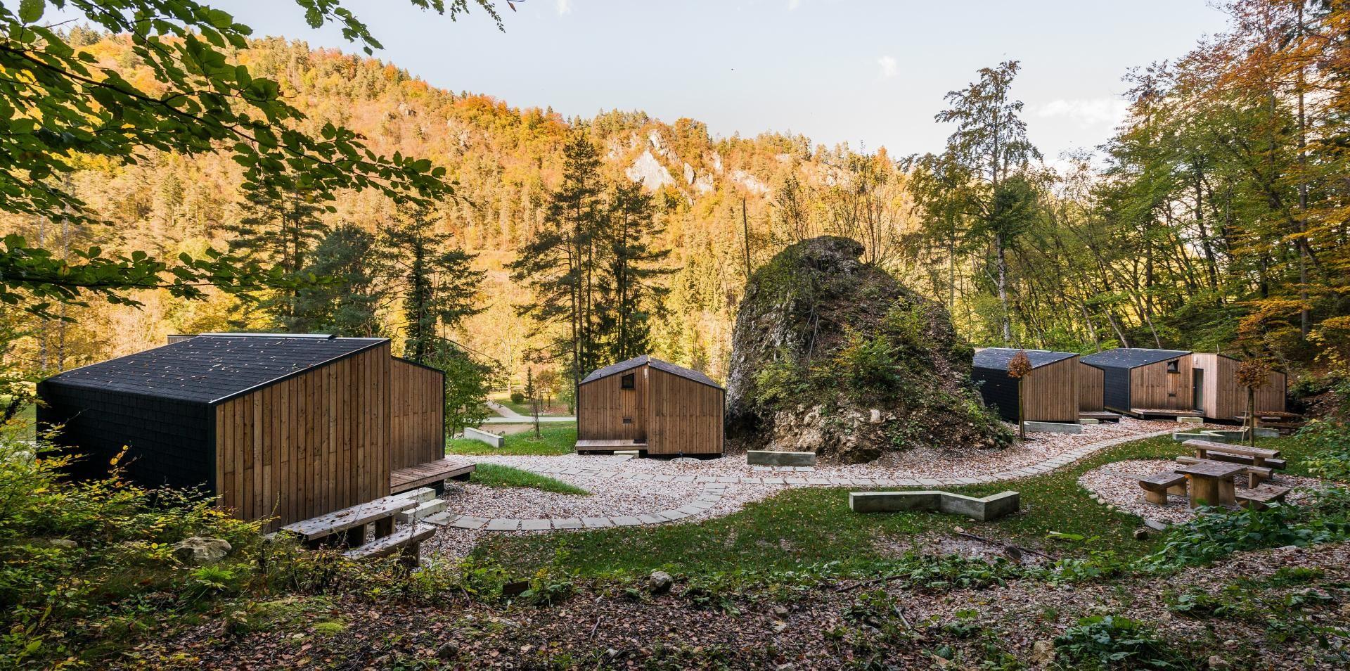 Mini Chalet En Bois une maison préfabriquée écologique en bois | cabin design