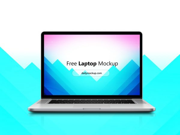 Exclusive Page 7 Of 17 2020 Daily Mockup In 2020 Free Laptop Mockup Macbook Mockup