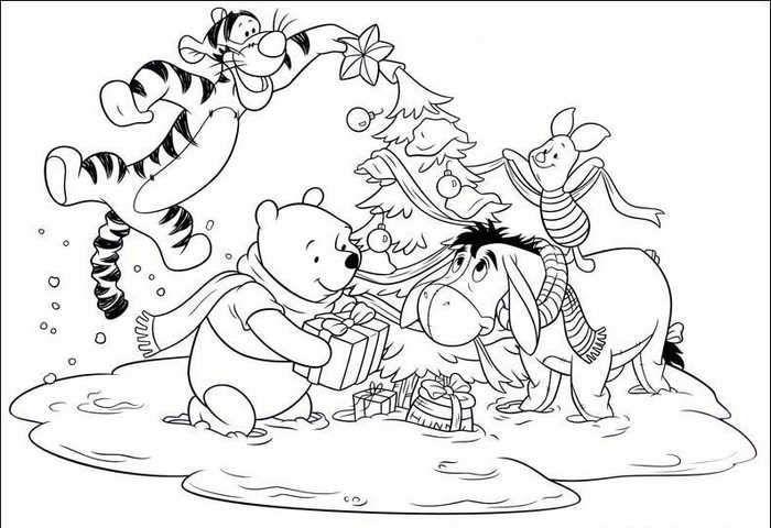 malvorlagen disney weihnachten 5  coloring sheets for