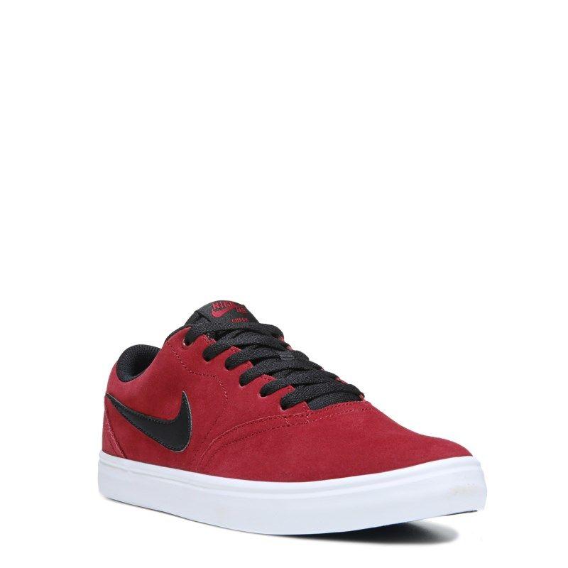 Nike SB Check Solar Suede Sneakers Men's Skateboarding Shoes