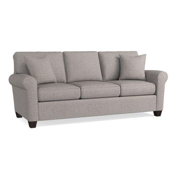 Brewster Sofa 999 Bett Furniture Woven Texture Natural