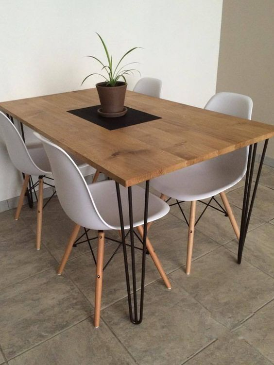 9 Modern Dining Tables For Small Spaces - Home Morden
