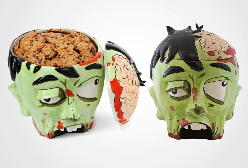 Los humanos también comemos zombis, ¿o qué se creían?