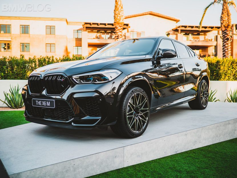 2020 Bmw X6 M Competition In Carbon Black Metallic Exclusive Photos In 2020 Bmw X6 Bmw Black Bmw