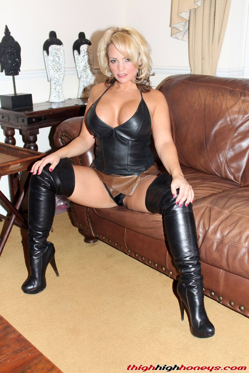 Milfs In Thigh High Boots