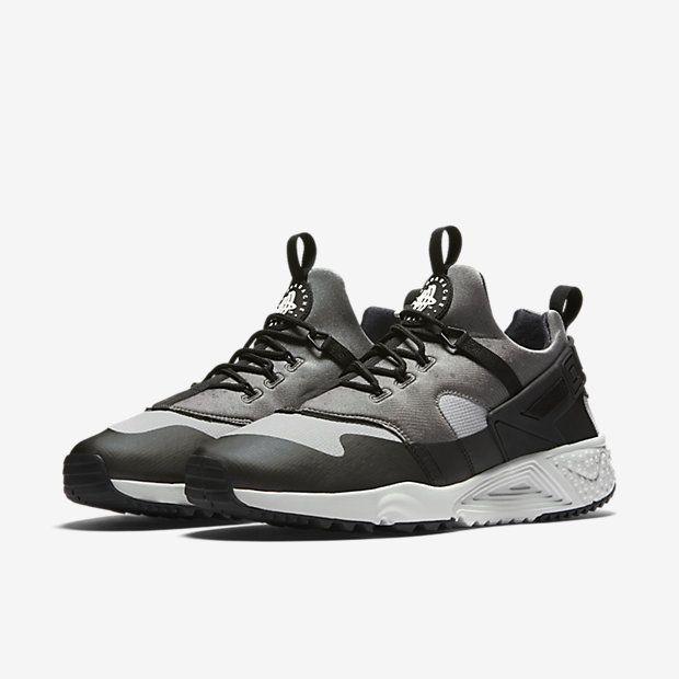 best website ce8ce ba513 Nike Air Huarache Utility Men's Shoe | shoe mood board - Mens grey ...