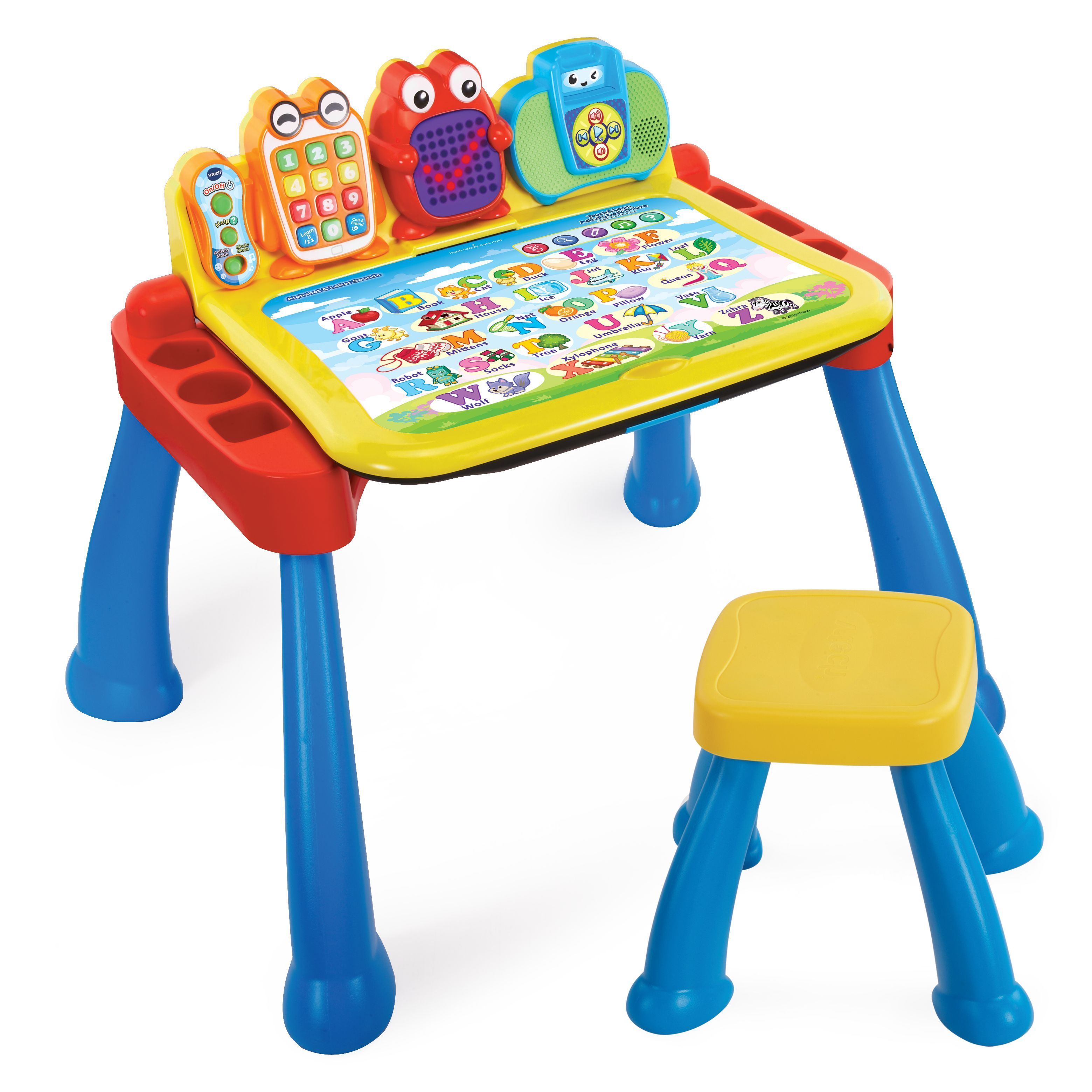 Vtech Touch And Learn Activity Desk Deluxe Educational Toys For