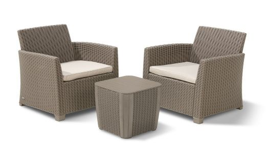 Corona Balcony Set | Outdoor Furniture by Keter | Decor to ...