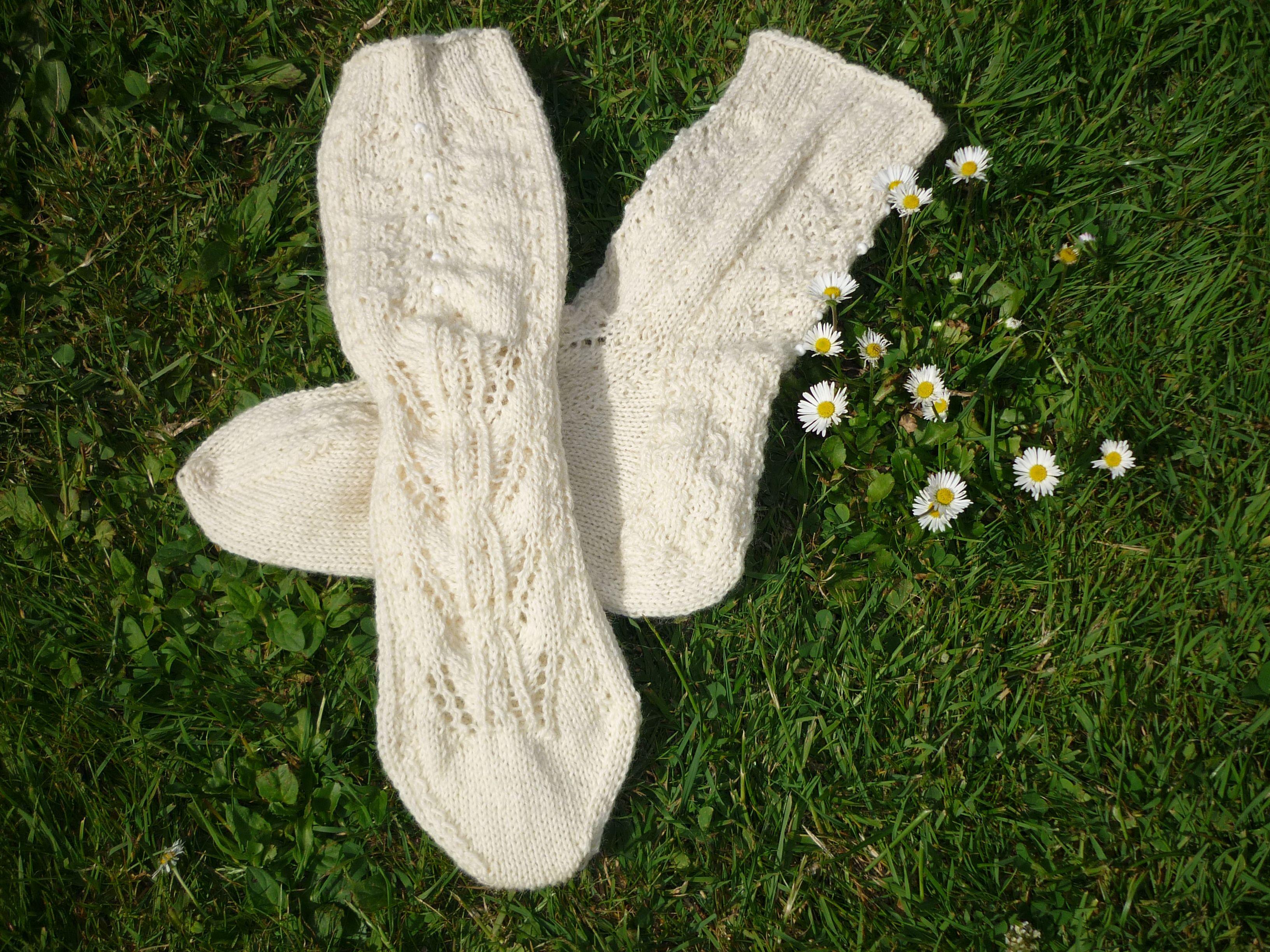 Mijn Eerste Paar Sokken Mee Breien Met Een Cal Je Weet Dus Niet