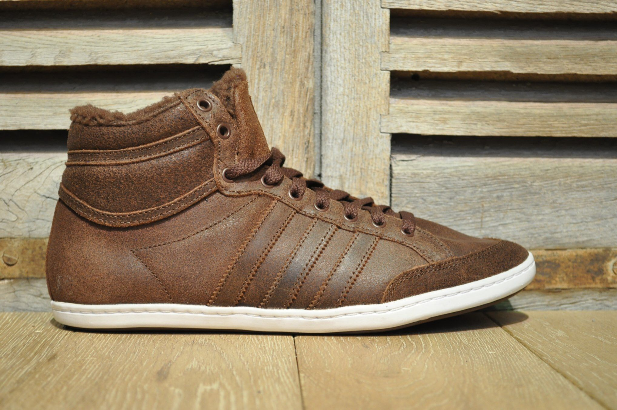 adidas Plimcana Mid Sneakers Brown