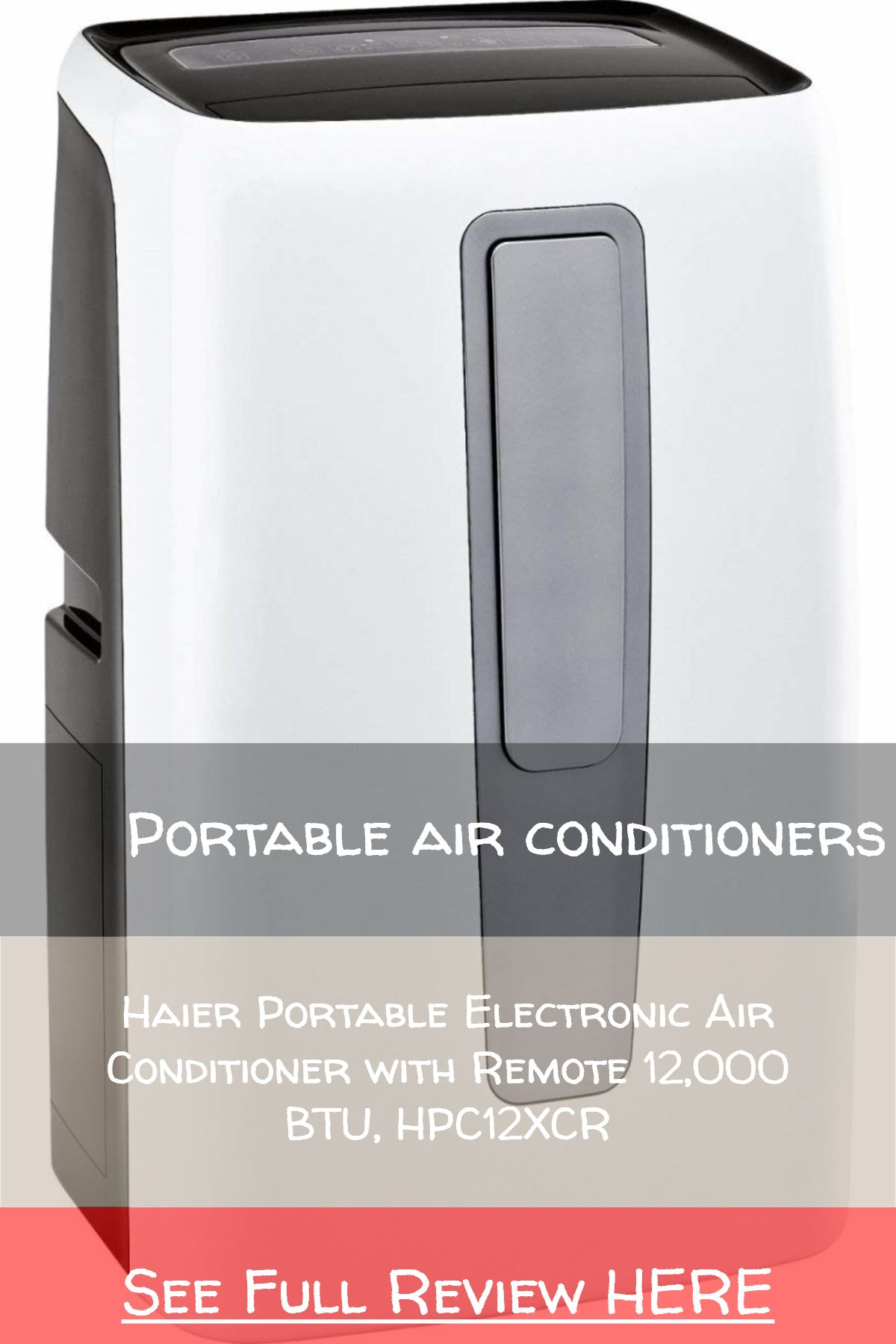 Portable air conditioners / Haier Portable Electronic Air