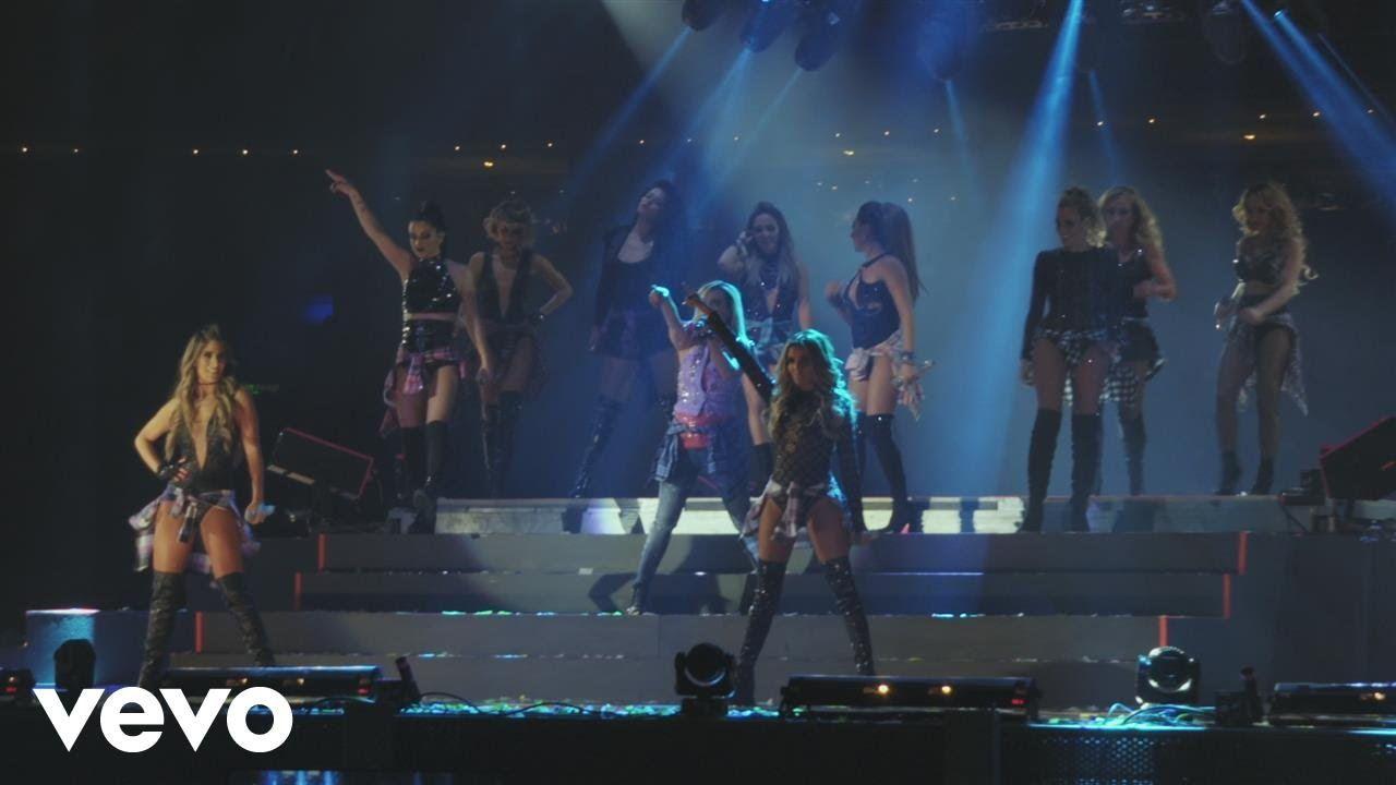 Fey Media Naranja En Vivo Ft Litzy Jns Calo Ov7 Live Concert Sony Music Entertainment Music Songs