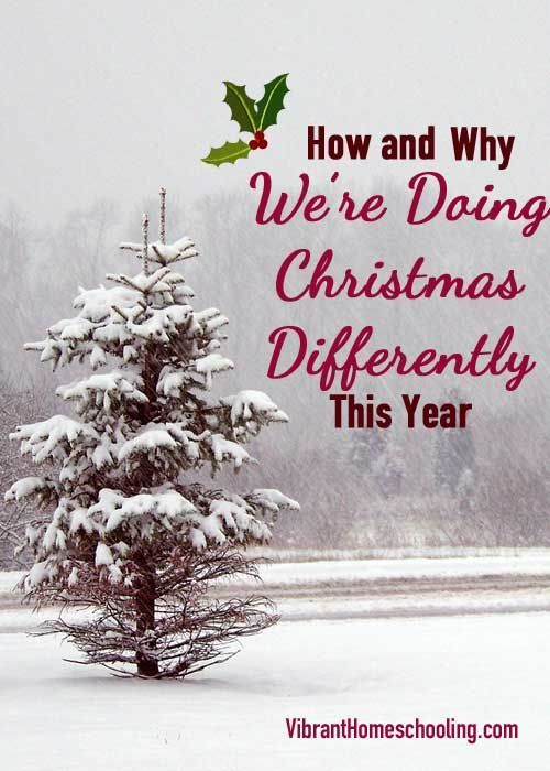 what do you want christmas to be really about one family decided they needed to shake things up a bit this year to have the holiday season they needed