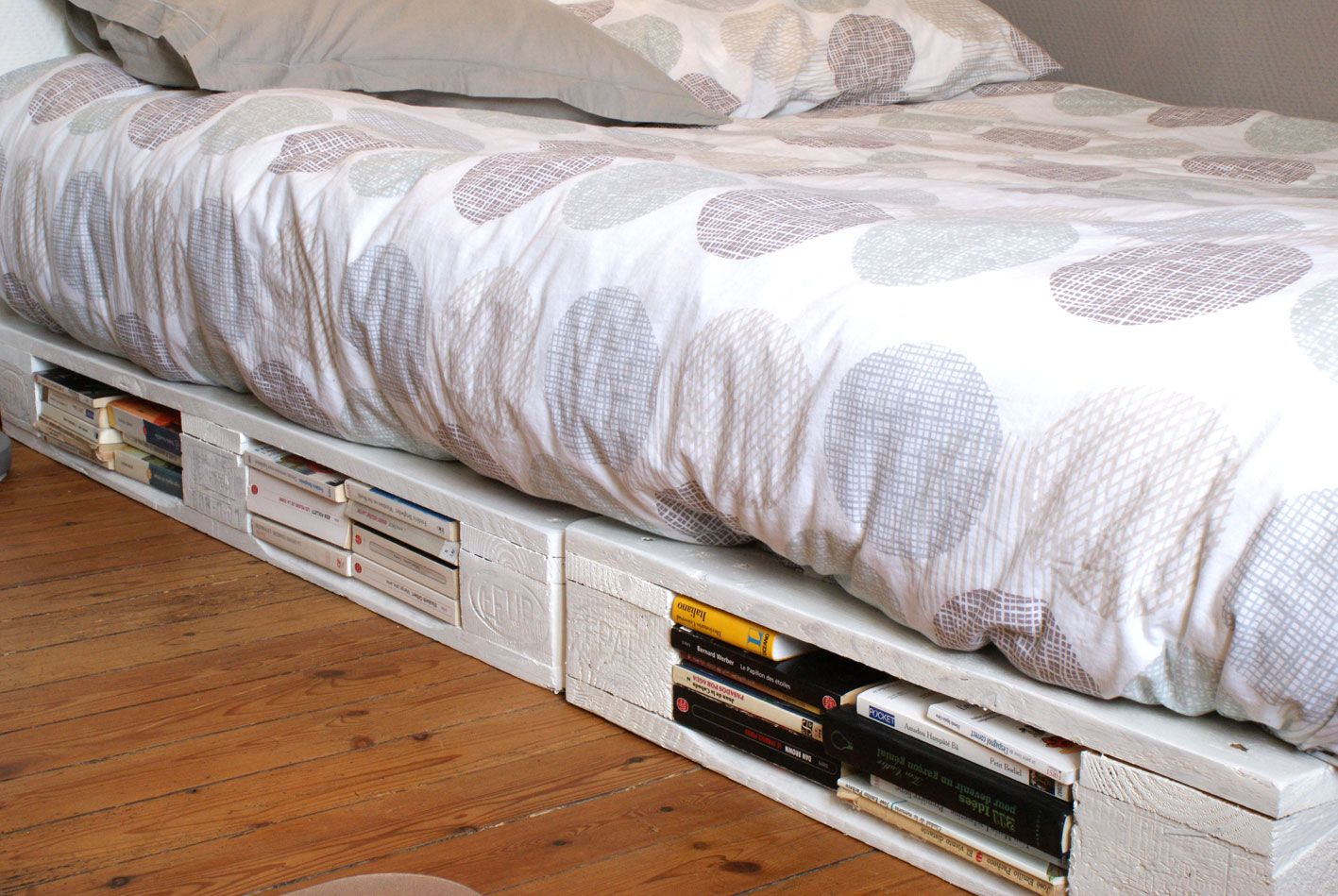 Diy pallet bedroom furniture  brilliant wooden pallet bed frame ideas for your house  wooden