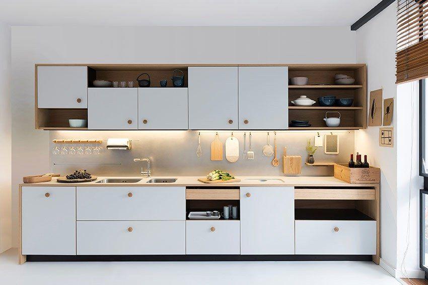 Schiffini  le modèle Lepic exposé à Londres - modele de cuisine americaine