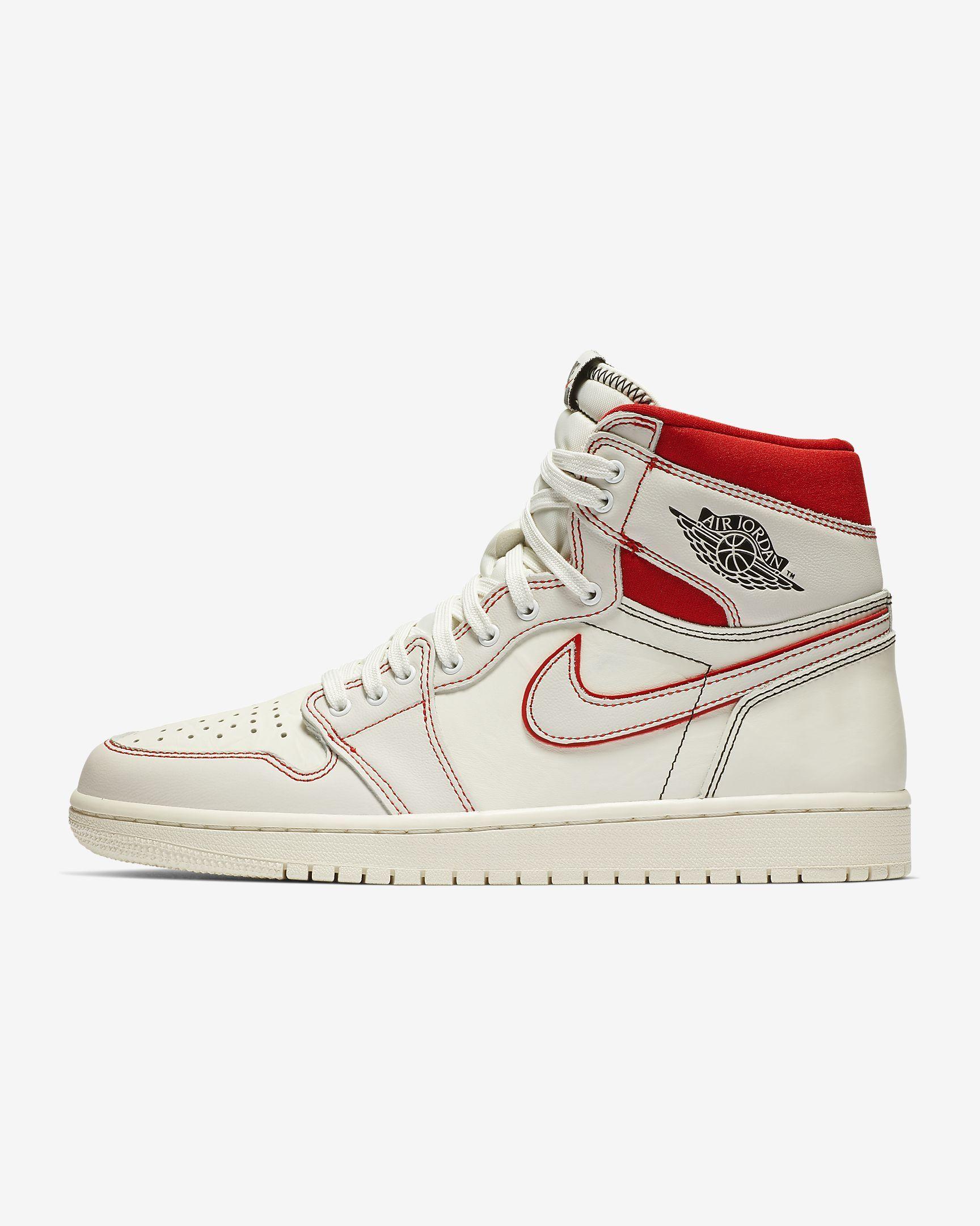 Air Jordan 1 Retro High Og Shoe Nike Com Air Jordans Jordan 1