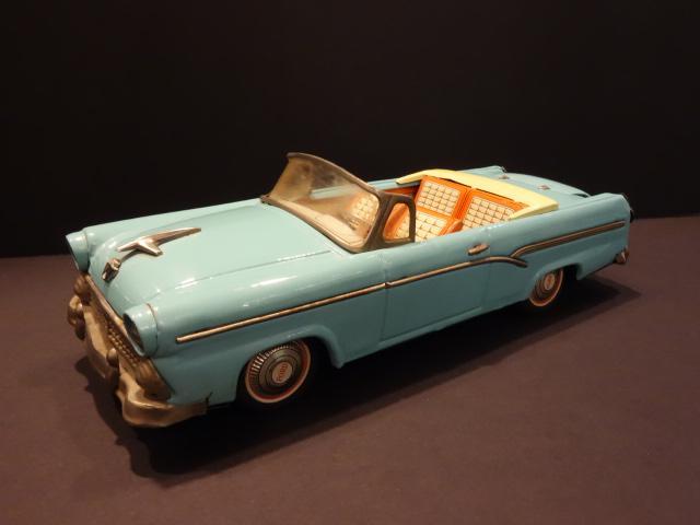 Fairlane Blue 1956 Ford 500 ConvertibleThe Bandai Sunliner KJlF5uT1c3