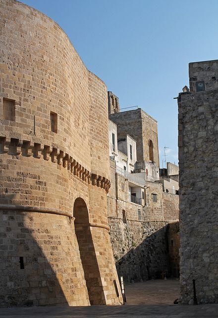 Otranto's fortress