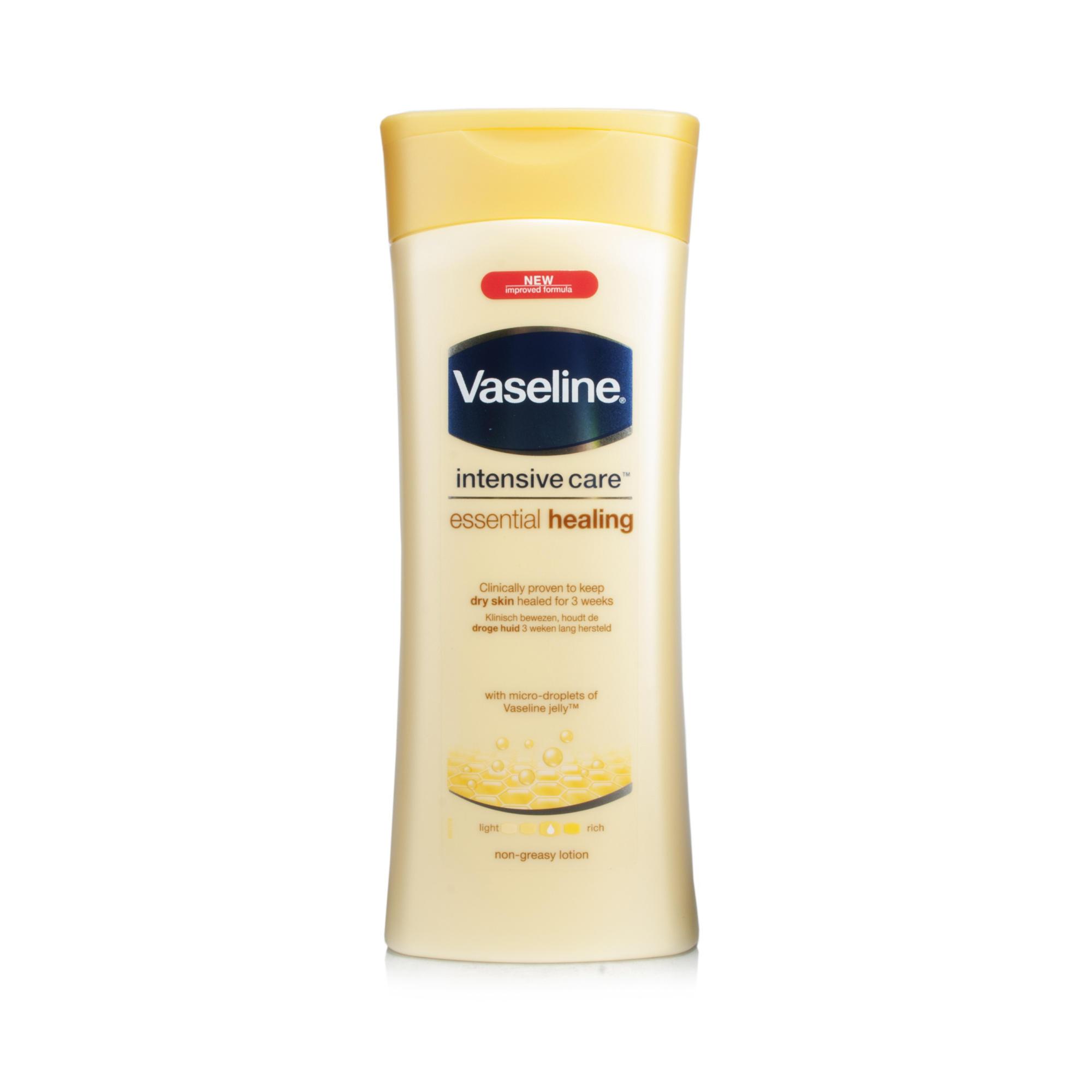 Buy Vaseline Body Lotion Essential Moisture 400ml Dry Skin Treatment Vaseline Moisturizer