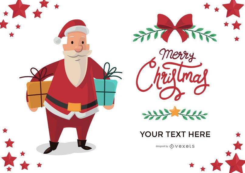 Make Your Own Christmas Card With This Customizable Design Swap And Choose Between Differe Greeting Card Maker Create Christmas Cards Christmas Greeting Cards