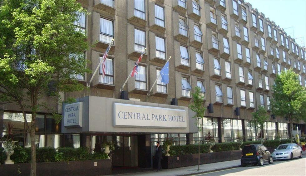 Central Park Hotel 49 67 Queensborough Terrace London W2 3sy