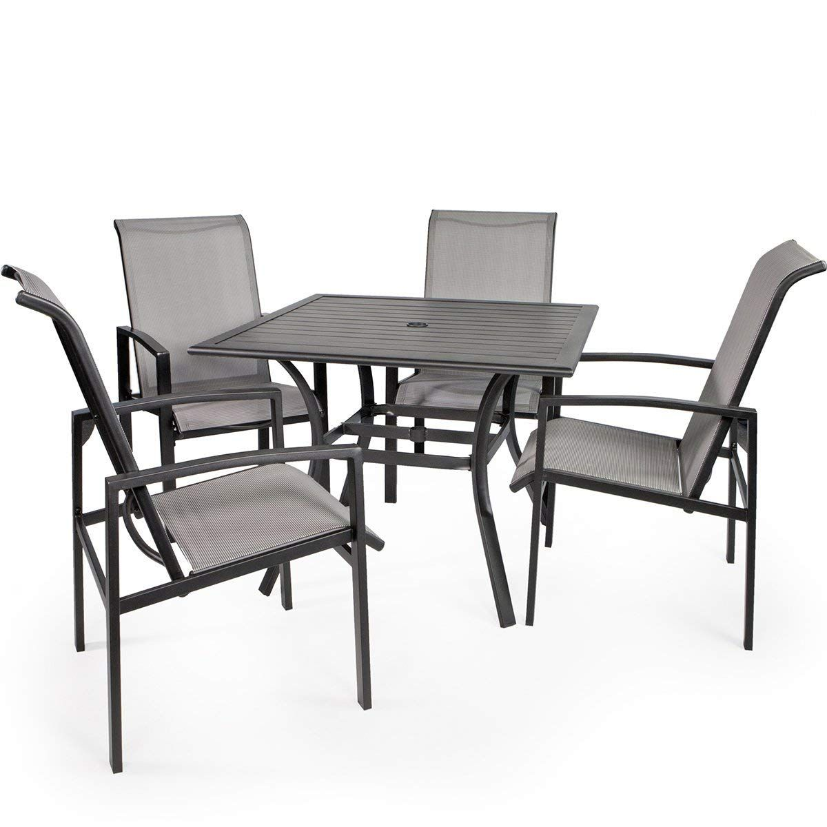 barton 5 piece outdoor dining set