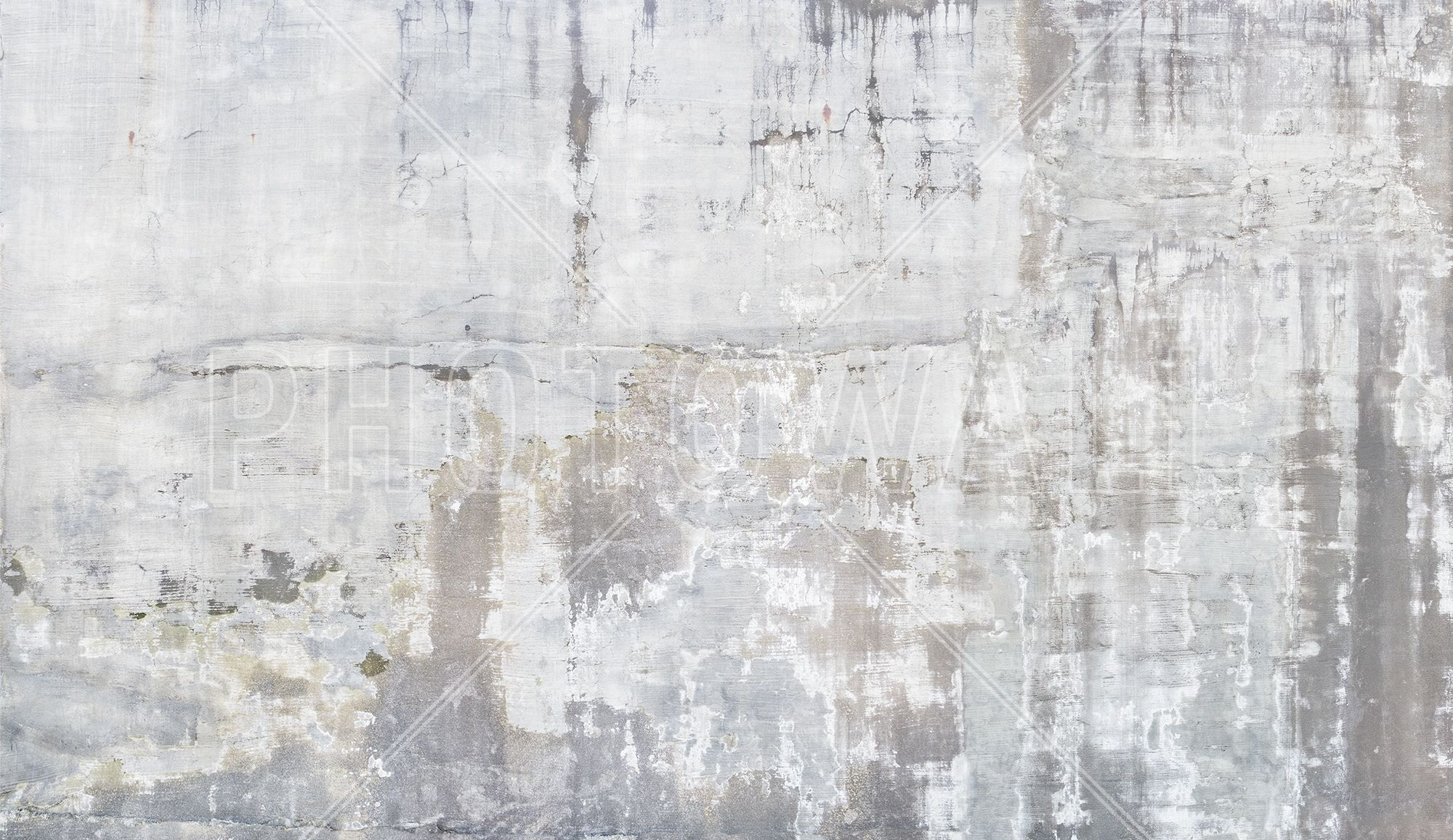 Weathered Concrete Wall Wall Mural Photo Wallpaper Photowall Concrete Wall Wall Murals Wall Wallpaper