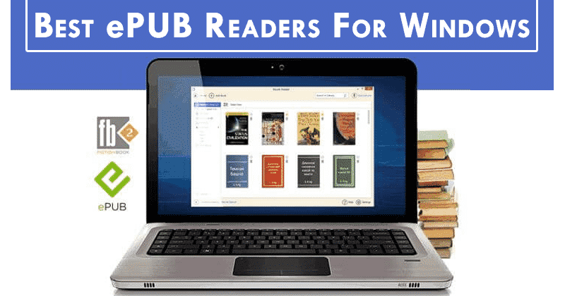 There are many ePUB reader applications are available, but, today