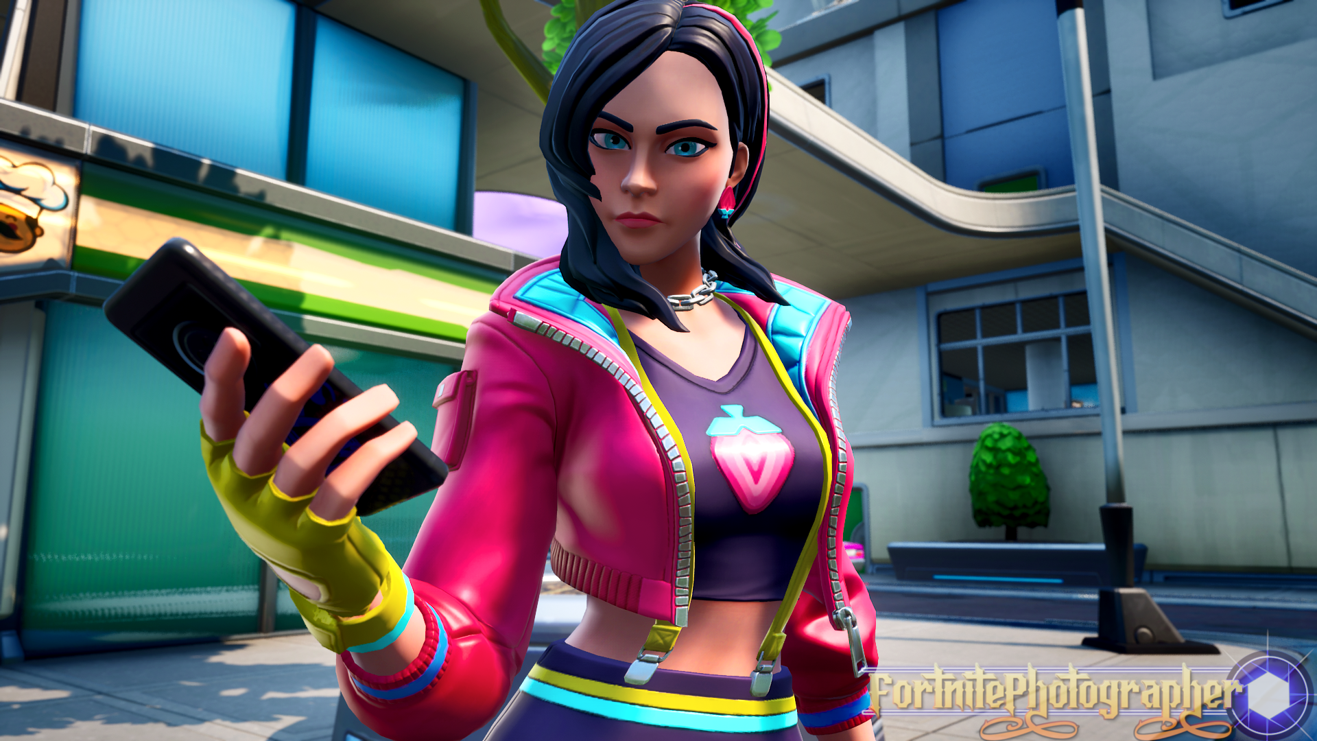 From The Future Is Rox The Best Outfit Of This Pass Rox Set 01 1 4 Fnphootographer On Twitter Fortnite Boys Wallpaper Youtube Banners Cool Outfits