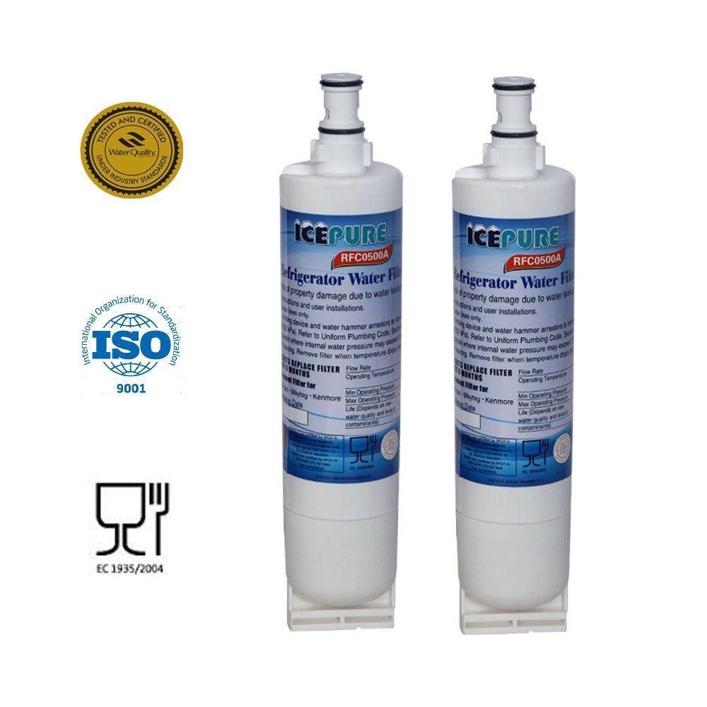 Icepure premium refrigerator replacement water